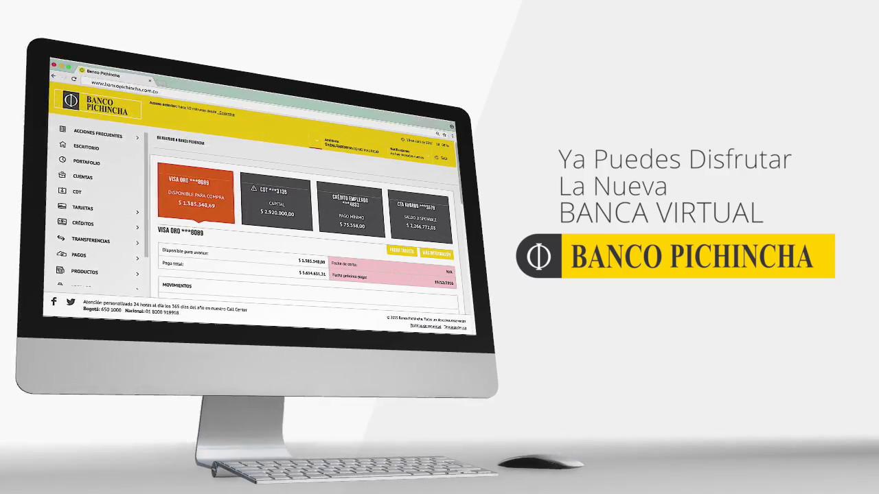 Banco Pichincha (Colombian Bank)
